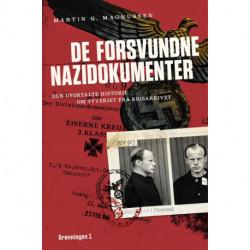 De forsvundne nazidokumenter: Den ufortalte historie om tyveriet fra Rigsarkivet
