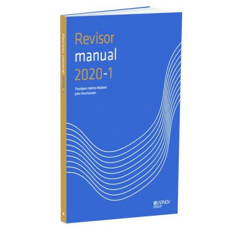 RevisorManual 2020/1