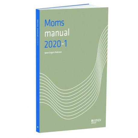 Momsmanual 2020-1: Kan købes i abonnement direkte hos Karnov