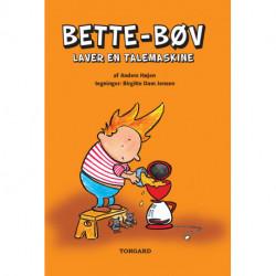 Bette-Bøv laver en talemaskine