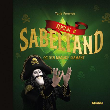 Kaptajn Sabeltand og den magiske diamant