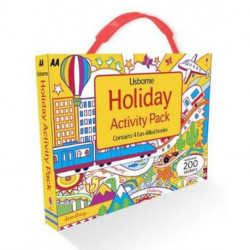 Activity Pack Holiday