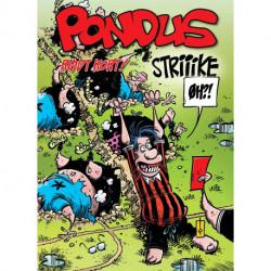 Pondus: Rødt kort!