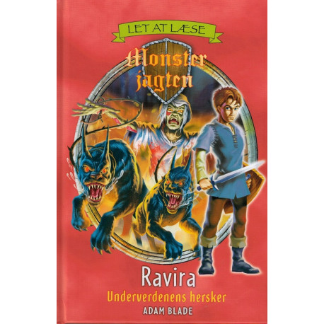 MONSTERJAGTEN LET AT LÆSE (4) Ravira - Underverdenens hersker