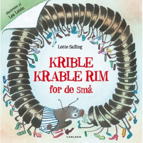 Krible Krable - rim for de små