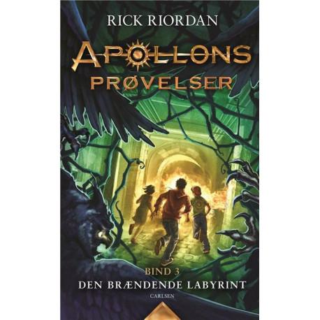 Apollons prøvelser (3) -  Den brændende labyrint