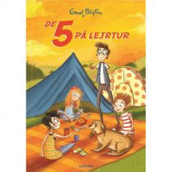 De 5 (7) - De 5 på lejrtur