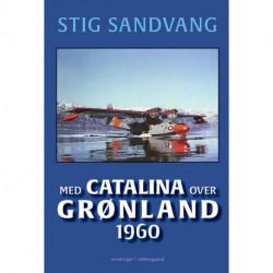 Med Catalina over Grønland 1960