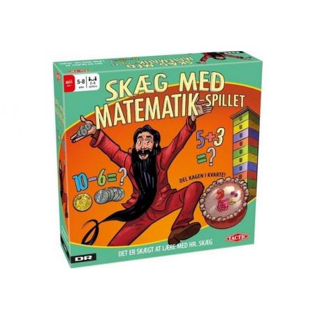 Skæg Med Matematik-spillet