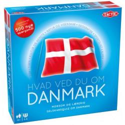 Hvad ved du om Danmark