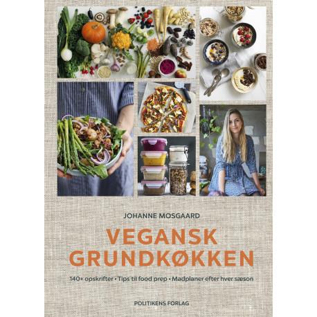 Vegansk grundkøkken