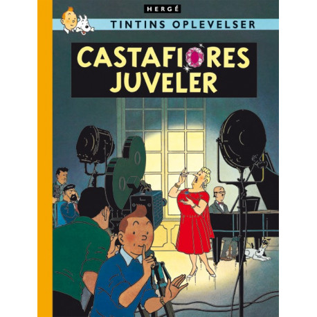 Tintins Oplevelser: Castafiores juveler