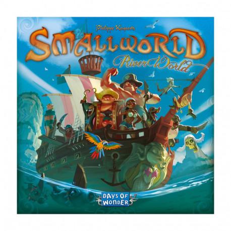 Small World: River World - Udvidelse til Small World