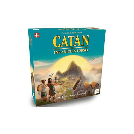 Catan: Inkarigets fødsel