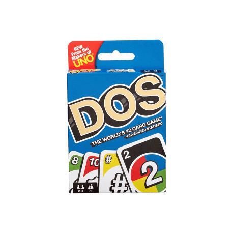 DOS kortspil