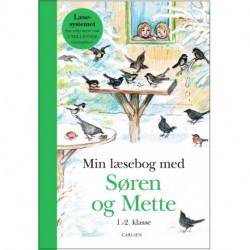 Min læsebog med Søren og Mette 1.-2. klasse