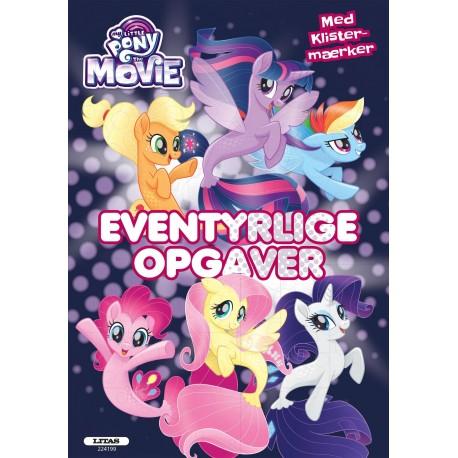 My little pony - aktivitetsbog