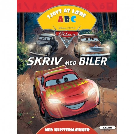 Biler 3: Skriv med Biler