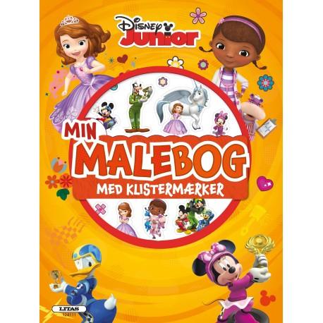 Disney Junior: malebog