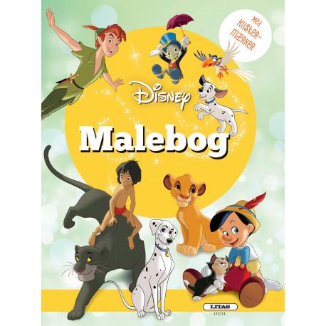 Disney klassikere: Malebog