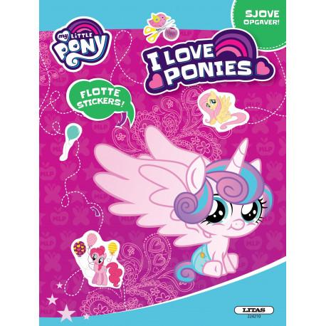My little pony: Malebog og opgaver