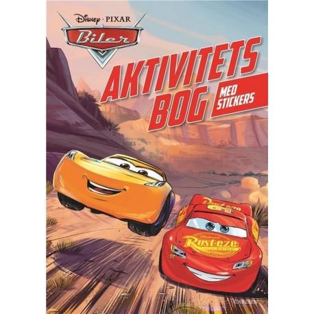 Biler: Malebog med opgaver