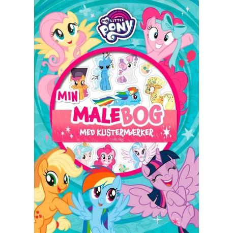 My Little Pony: Malebog med klistermærker