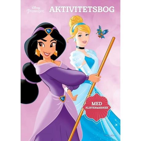 Disney Prinsesser: Aktivitetsbog
