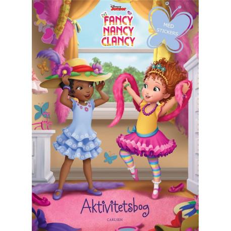 Fancy Nancy Clancy: Aktivitetsbog