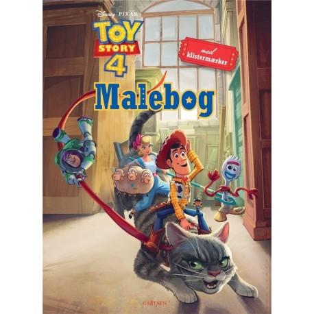 Toy Story 4: Malebog