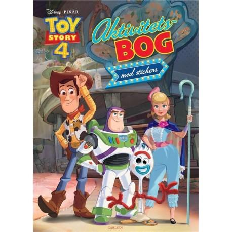 Toy Story 4: Aktivitetsbog