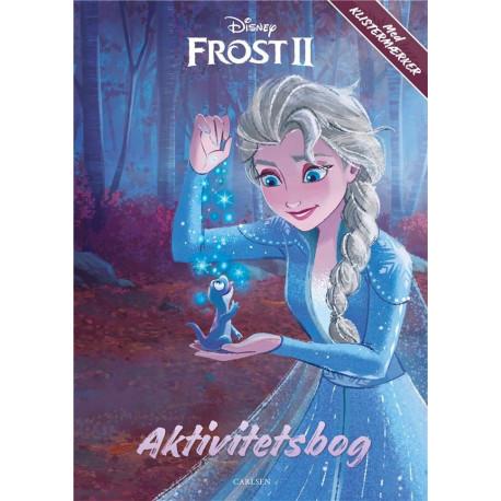 Frost II: Aktivitetsbog