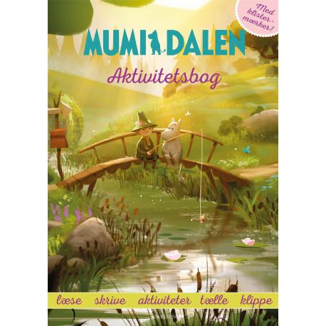 Mumidalen - aktivitetsbog med klistermærker