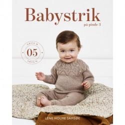Babystrik på pinde 3: hæfte 05
