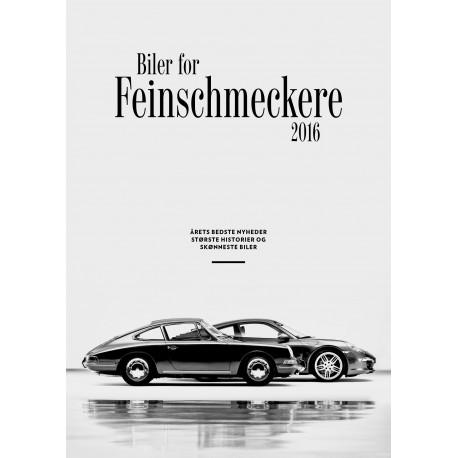 Biler for Feinschmeckere 2016