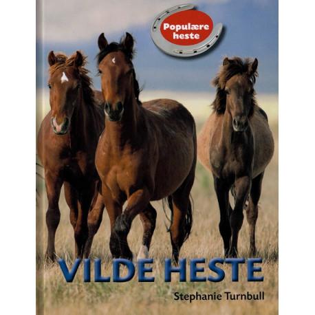 POPULÆRE HESTE: Vilde heste