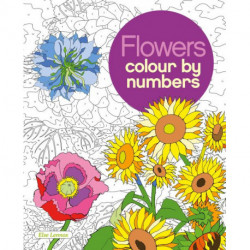 Colour by Numbers: Flowers