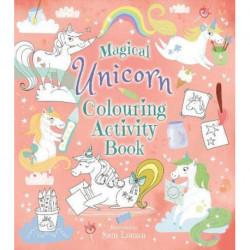 Magical Unicorn Colouring Activity Book