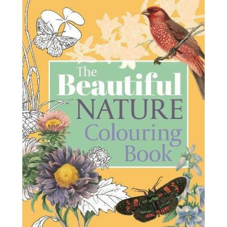 Beautiful Nature Colouring Book
