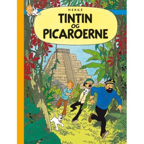 Tintins Oplevelser: -Tintin og picaroerne
