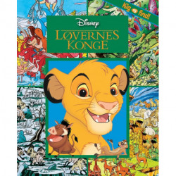 Disney Kig & Find Løvernes Konge