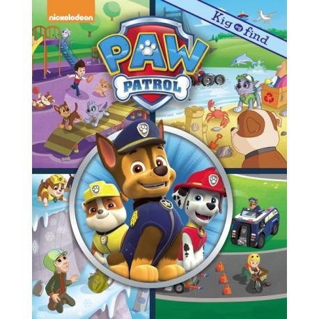 Nickelodeon Kig & Find  Paw Patrol: Nickelodeon Kig & Find  Paw Patrol