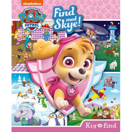 Nickelodeon Kig & Find Paw Patrol SKYE: Paw Patrol