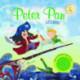 Lydbog Peter Pan: Tryk på knappen og hør 6 forskellige lyde!
