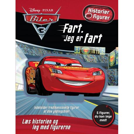 Disney Cars 3 - Historier med Figurer: Disney Cars 3 - Historier med Figurer