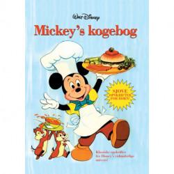 Disney Mickey Mouse Kogebog: Sjove opskrifter for børn!