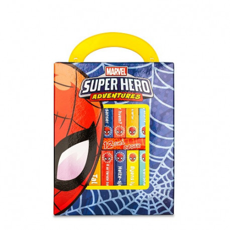 Marvel Mit første bibliotek Super Hero Adventures