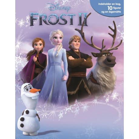 Disney Frost 2 Busy Book: Indeholder en bog, 10 disney-figurer og en legemåtte!