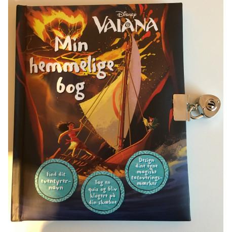 Prinsesse Vaianas hemmelige bog