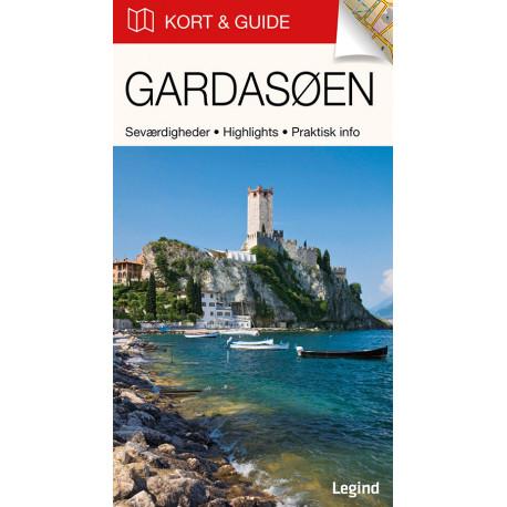 Kort & Guide – Gardasøen: Seværdigheder • Highlights • Praktisk info